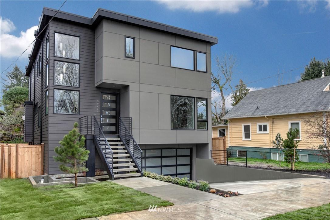 Sold Property   8232 Meridian Avenue N Seattle, WA 98103 0