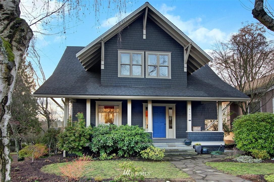 Sold Property | 6303 17th Avenue NE Seattle, WA 98115 1