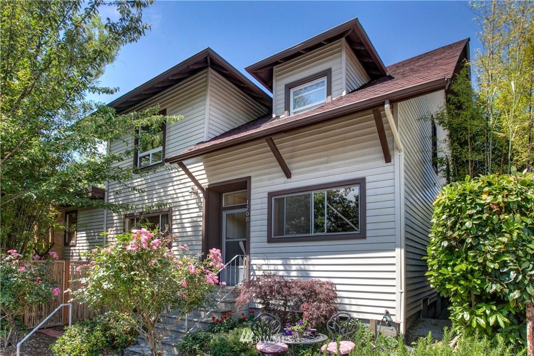 Sold Property | 1208 S Walker Street Seattle, WA 98144 0