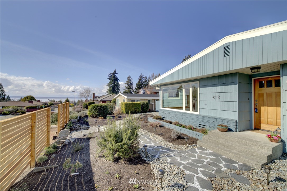 Sold Property   612 NW 125th Street Seattle, WA 98177 0