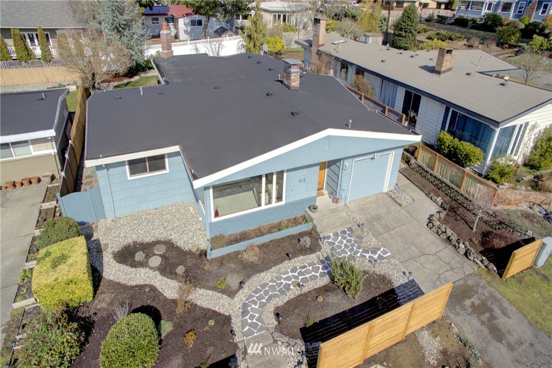Sold Property   612 NW 125th Street Seattle, WA 98177 1