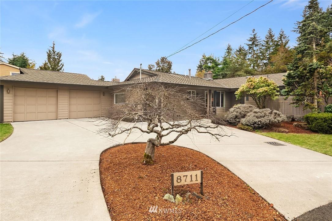 Sold Property | 8711 NE 11th Street Medina, WA 98039 1