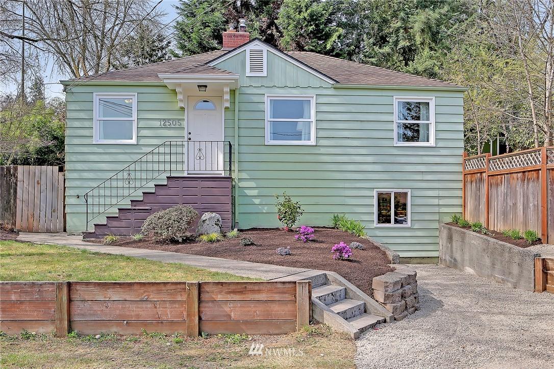 Sold Property   12505 22nd Avenue NE Seattle, WA 98125 0