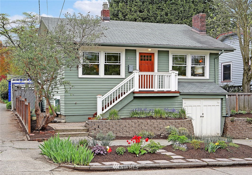 Sold Property | 856 NW 75th Street Seattle, WA 98117 0