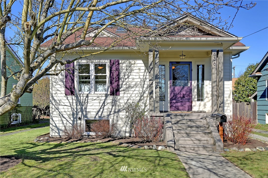 Sold Property   636 NW 75th Street Seattle, WA 98117 0