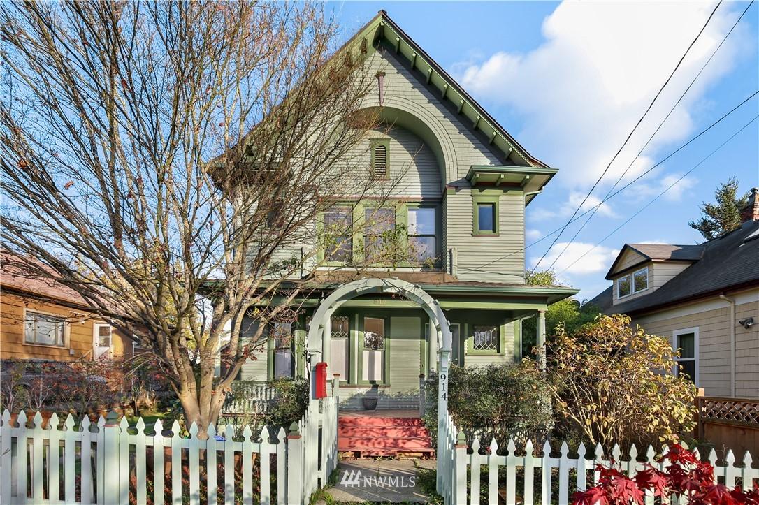Sold Property   914 24th Avenue S Seattle, WA 98144 0