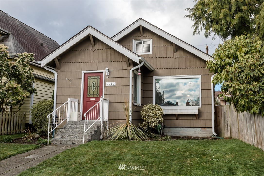 Sold Property | 2210 Rockefeller Avenue Everett, WA 98201 0