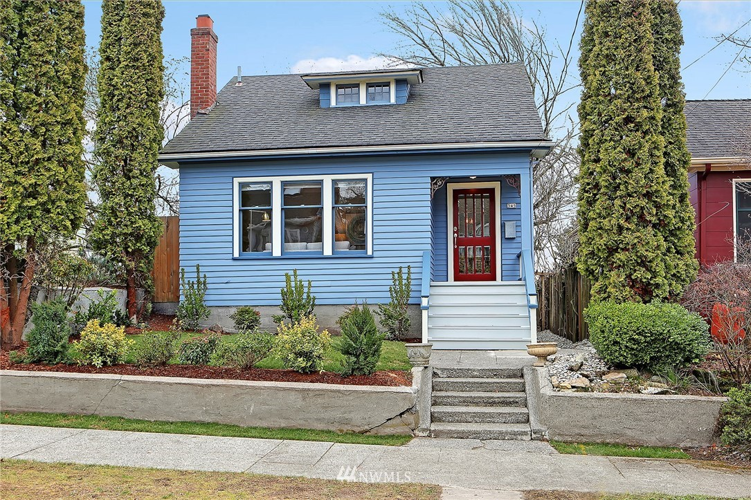 Sold Property | 345 NW 75th Street Seattle, WA 98117 0