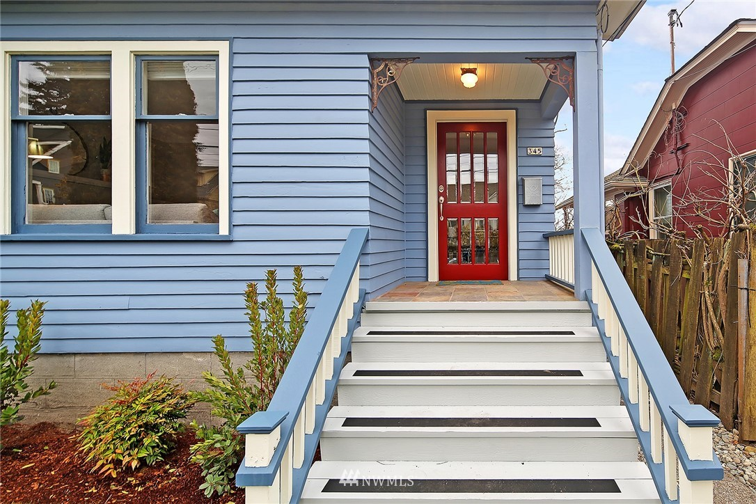 Sold Property | 345 NW 75th Street Seattle, WA 98117 1