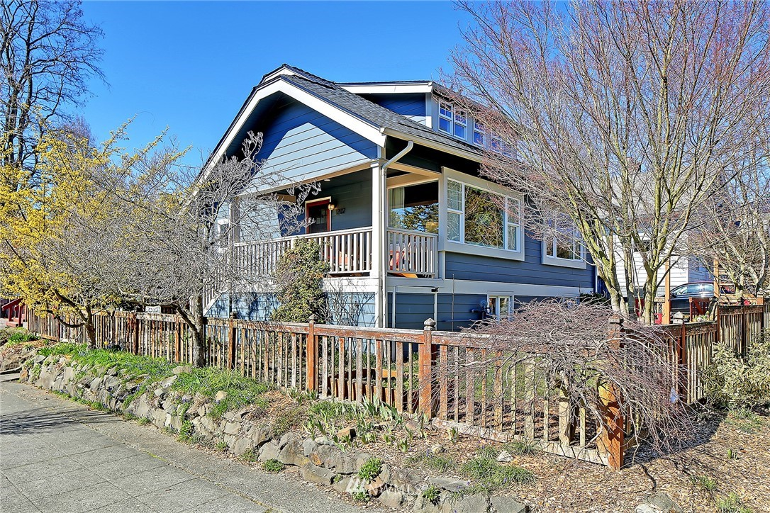 Sold Property   1202 NW 70th Street Seattle, WA 98117 0