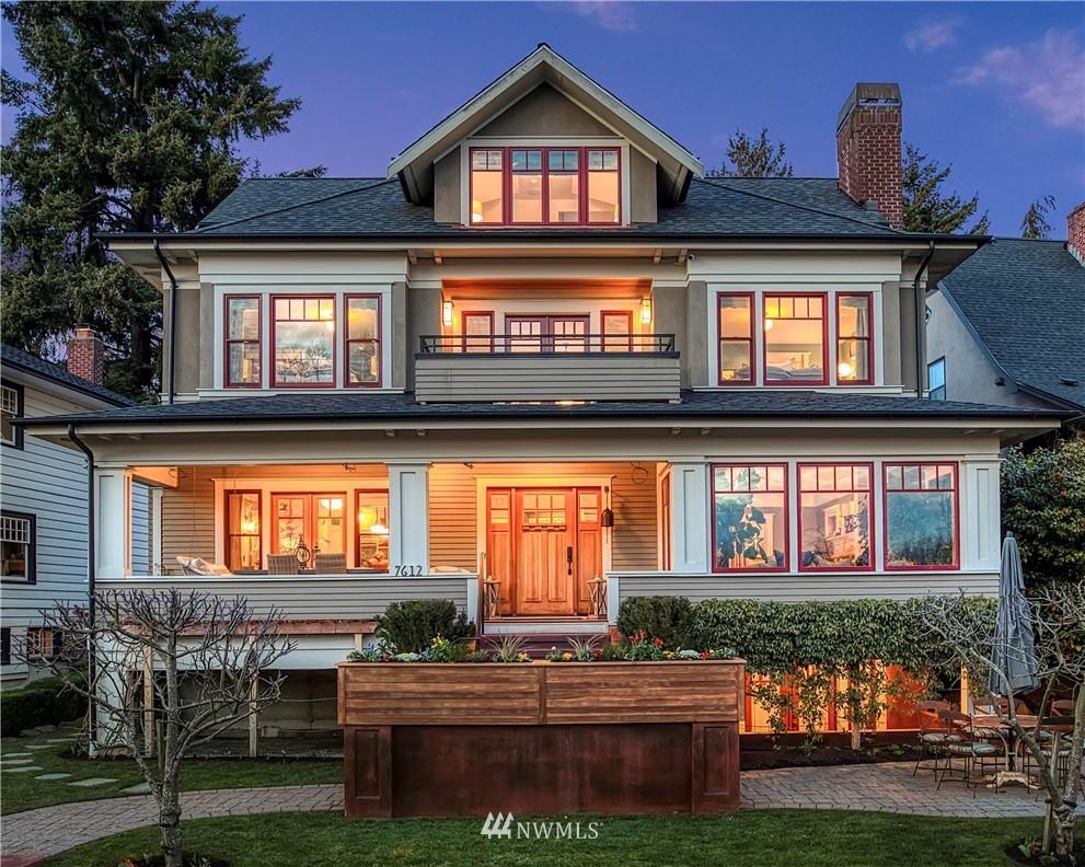 Sold Property   7612 E Green Lake Drive N Seattle, WA 98103 0