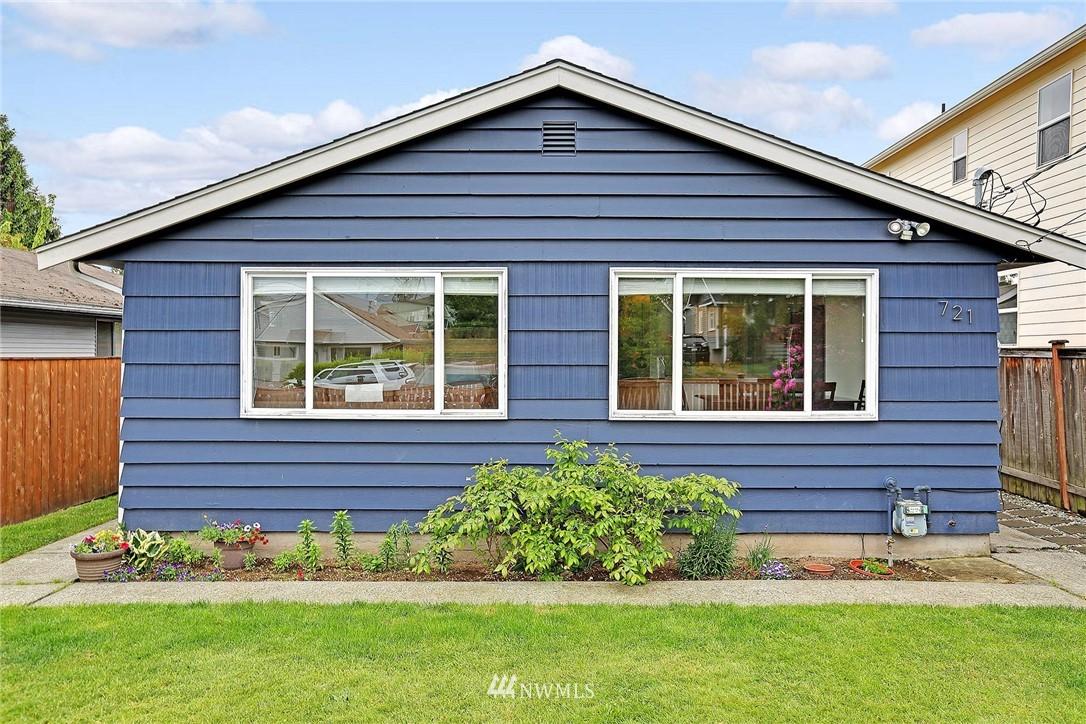 Sold Property   721 N 104th Street Seattle, WA 98133 0