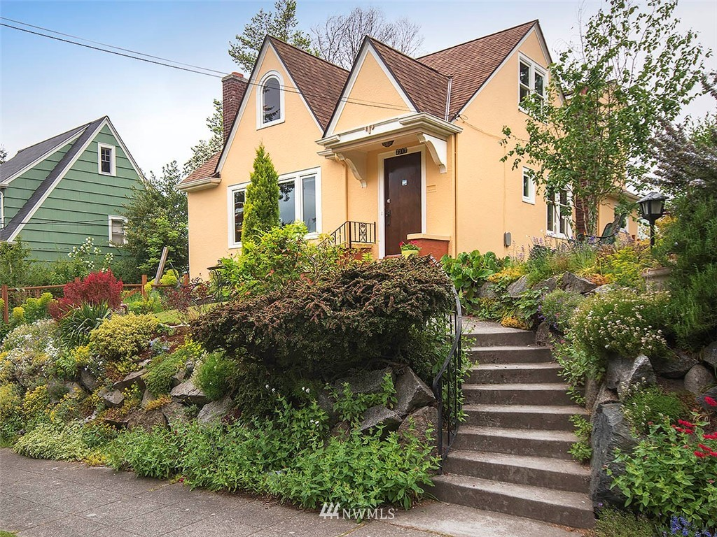 Sold Property   7317 9th Avenue NW Seattle, WA 98117 0