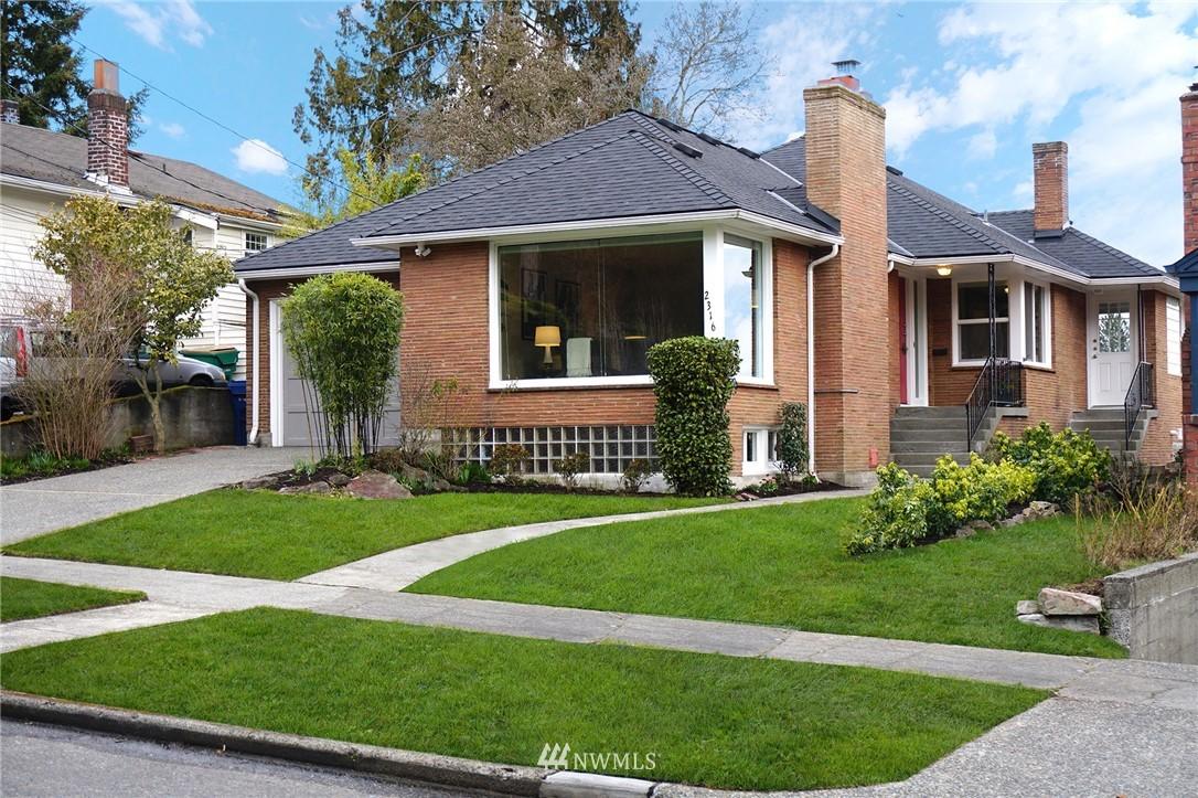 Sold Property   2316 S Spokane Street Seattle, WA 98144 0