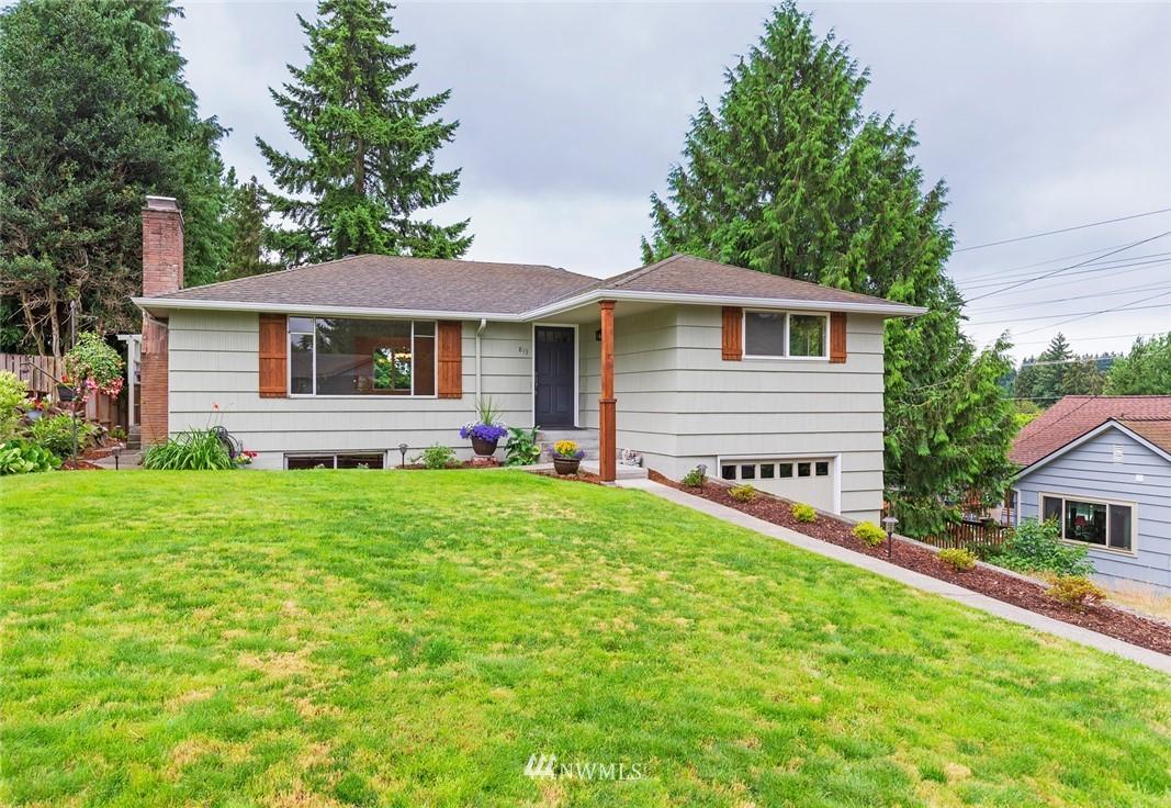 Sold Property | 813 NE 151st Street Shoreline, WA 98155 0
