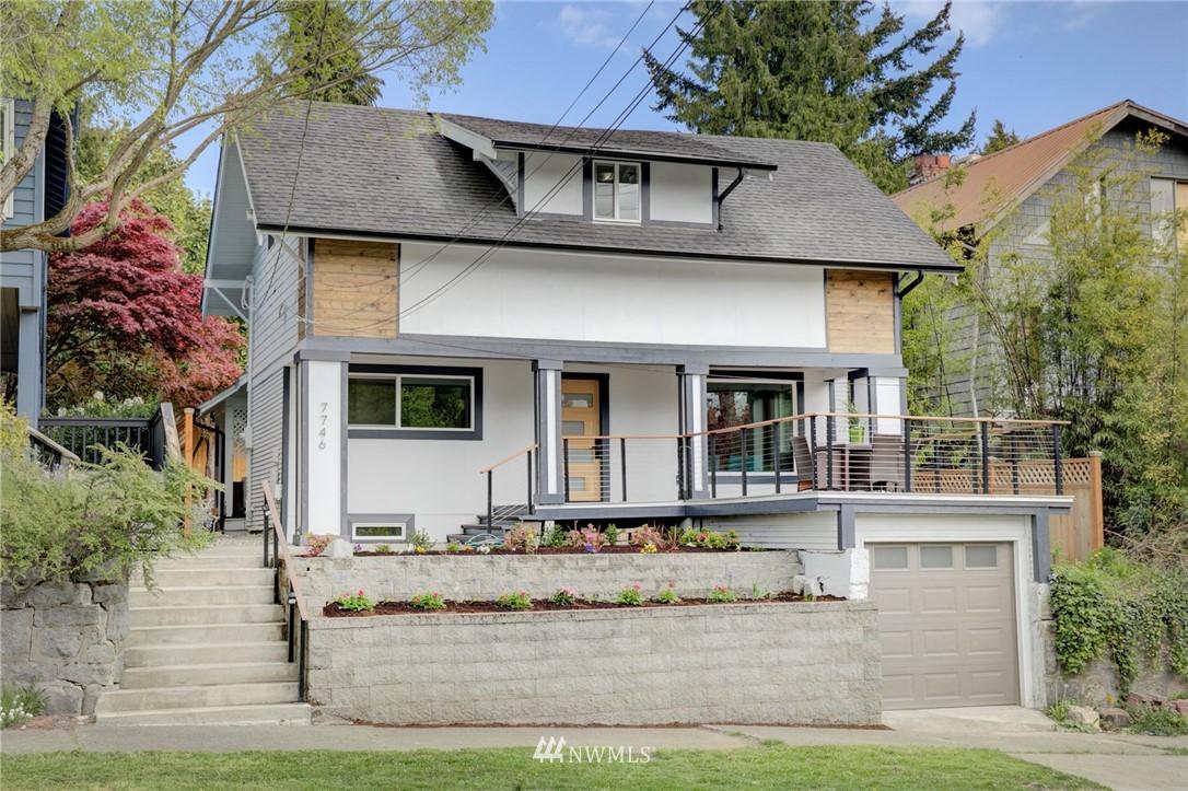 Sold Property | 7746 Sunnyside Avenue N Seattle, WA 98103 0