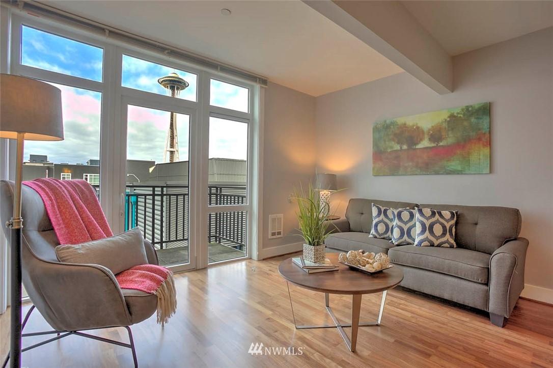 Sold Property | 699 John Street #708 Seattle, WA 98109 0
