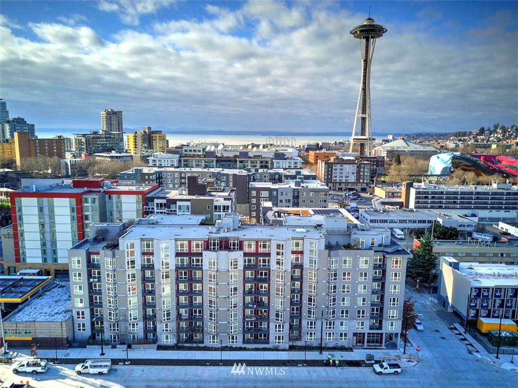 Sold Property | 699 John Street #708 Seattle, WA 98109 1