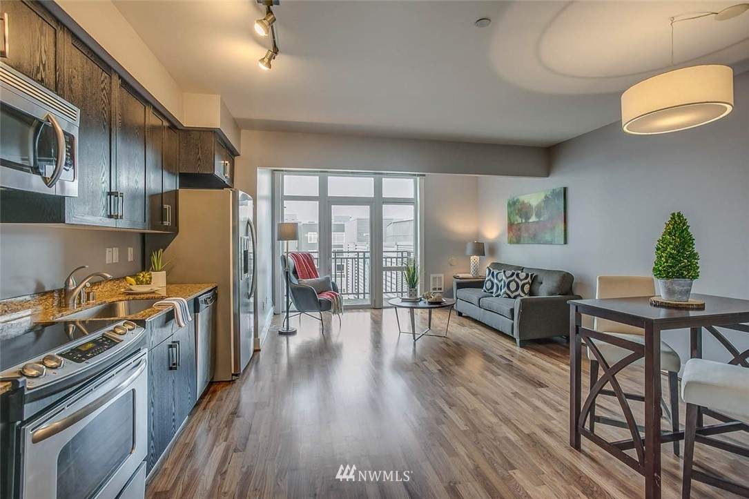 Sold Property | 699 John Street #708 Seattle, WA 98109 2