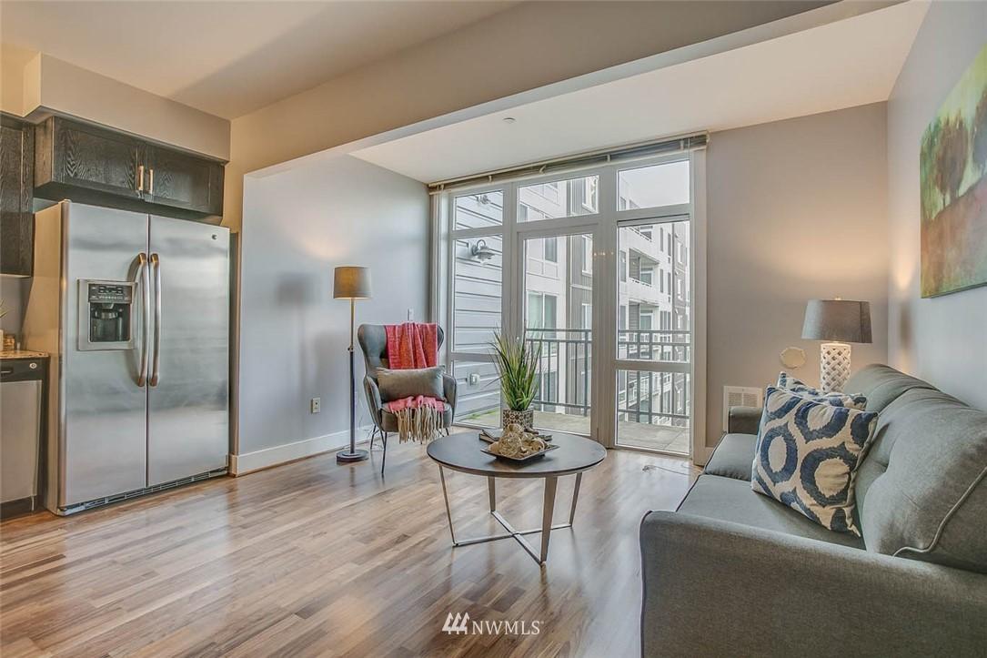 Sold Property | 699 John Street #708 Seattle, WA 98109 6