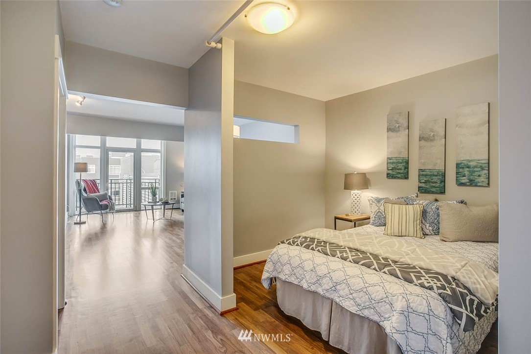 Sold Property | 699 John Street #708 Seattle, WA 98109 14