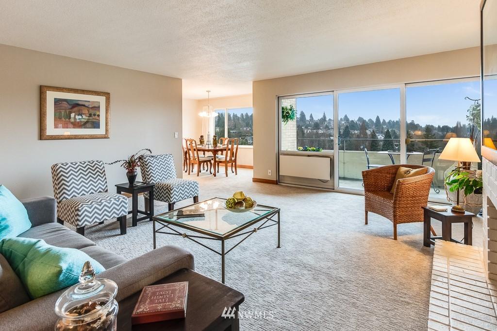 Sold Property   4545 Sand Point Way NE #806 Seattle, WA 98105 4