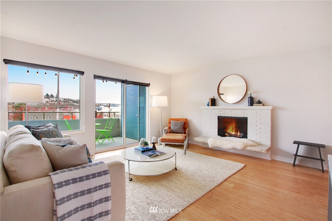 Sold Property | 75 E Lynn Street #303 Seattle, WA 98102 0