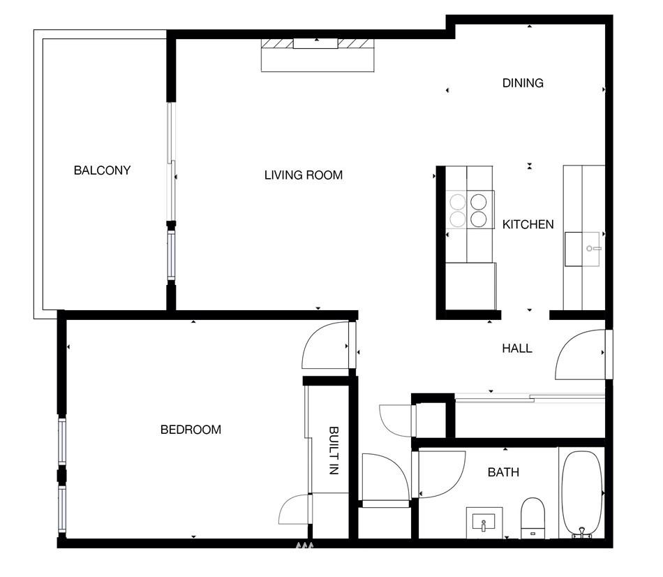 Sold Property | 75 E Lynn Street #303 Seattle, WA 98102 13