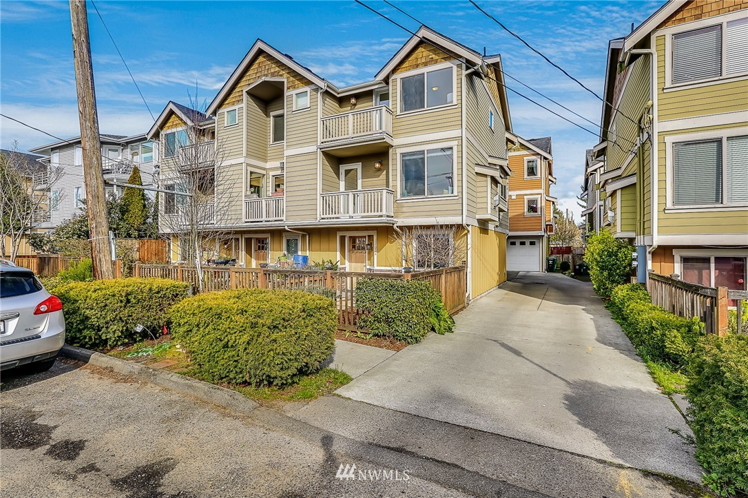 Sold Property | 8702 Mary Avenue NW #A Seattle, WA 98117 0