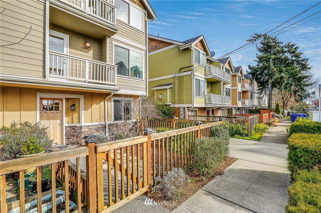 Sold Property | 8702 Mary Avenue NW #A Seattle, WA 98117 1
