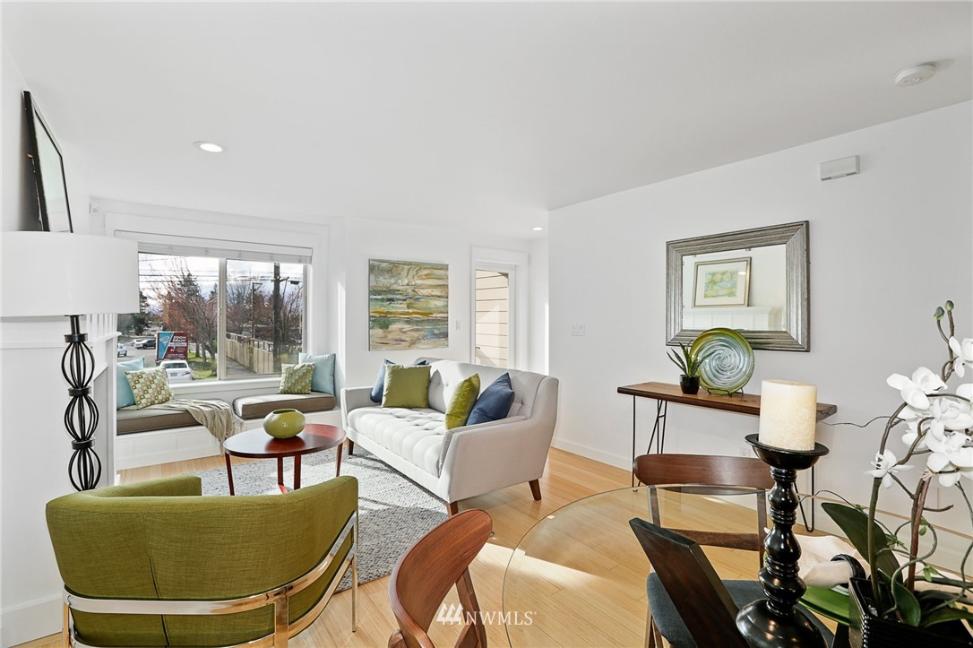 Sold Property | 8702 Mary Avenue NW #A Seattle, WA 98117 8