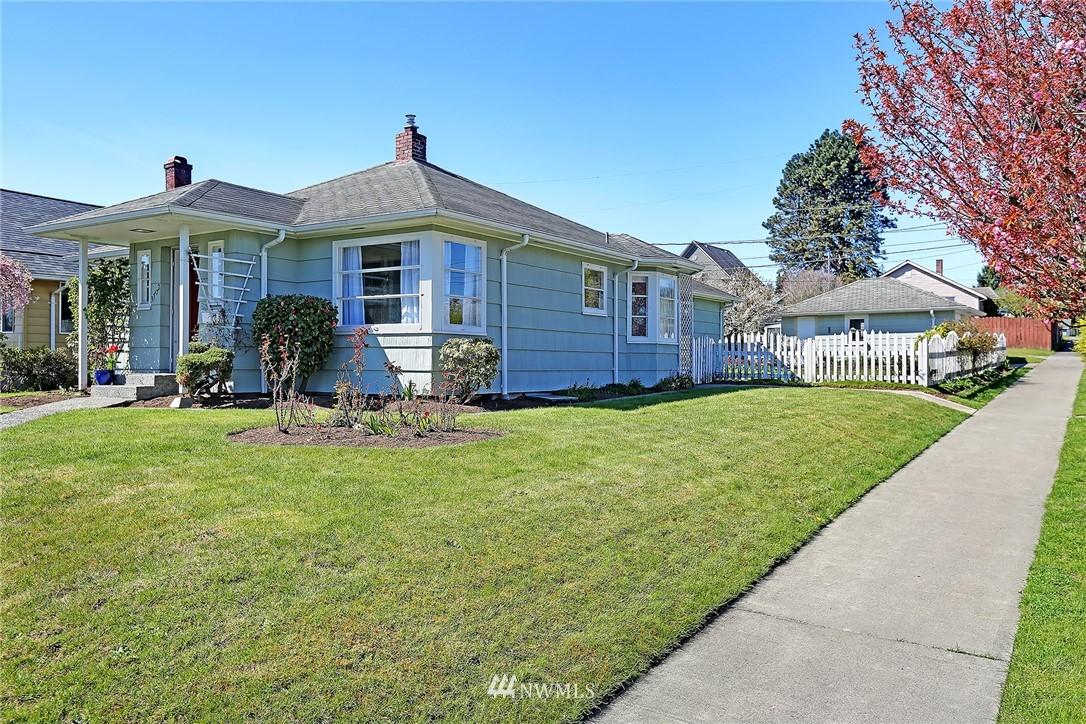 Sold Property   3702 S Ainsworth Avenue Tacoma, WA 98418 0