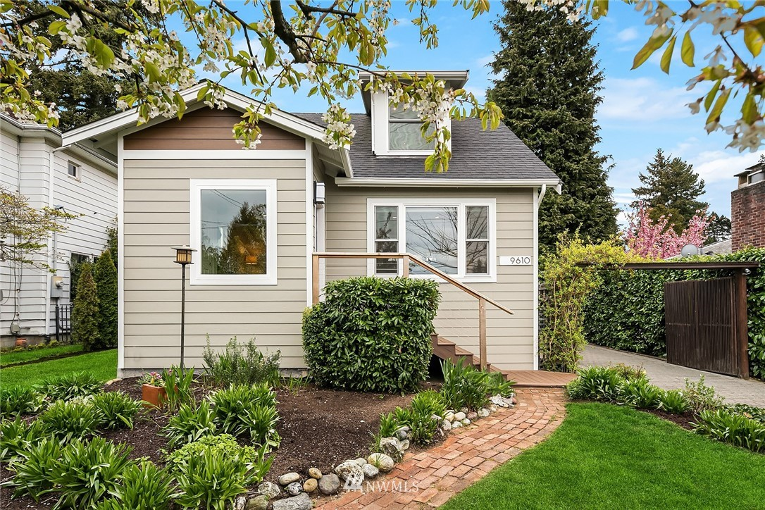 Sold Property   9610 8th Avenue NE Seattle, WA 98115 2