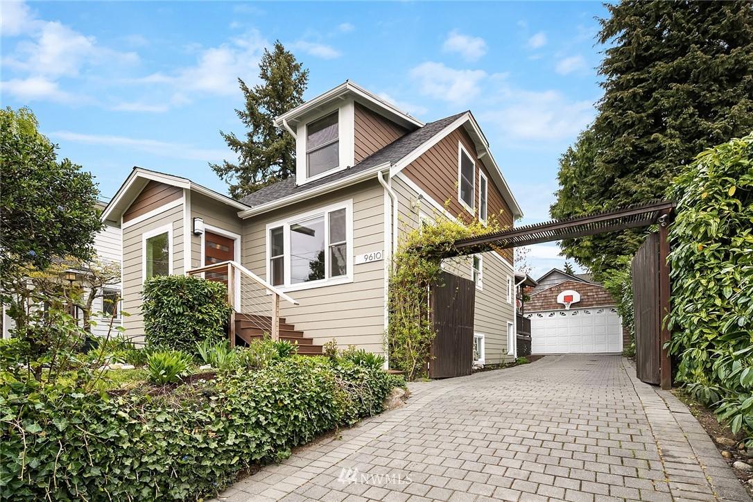 Sold Property   9610 8th Avenue NE Seattle, WA 98115 0
