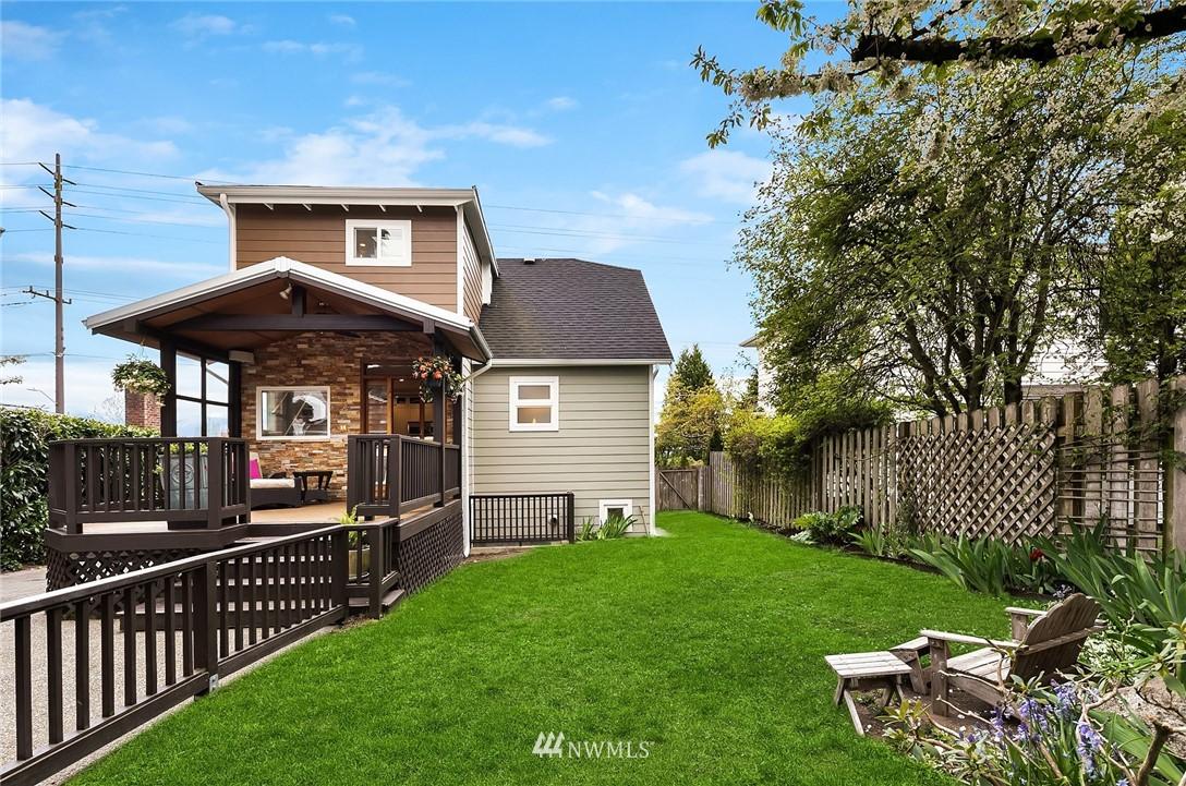 Sold Property   9610 8th Avenue NE Seattle, WA 98115 21