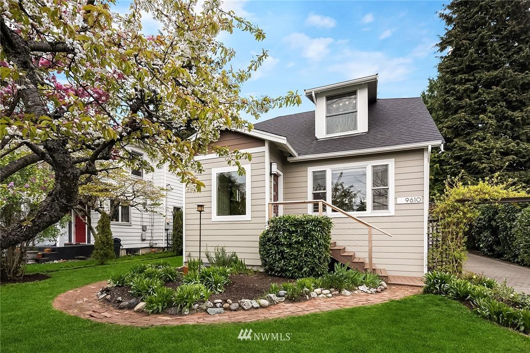 Sold Property   9610 8th Avenue NE Seattle, WA 98115 1