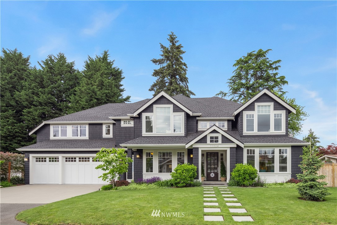 Sold Property | 11024 SE 28th Place Bellevue, WA 98004 0