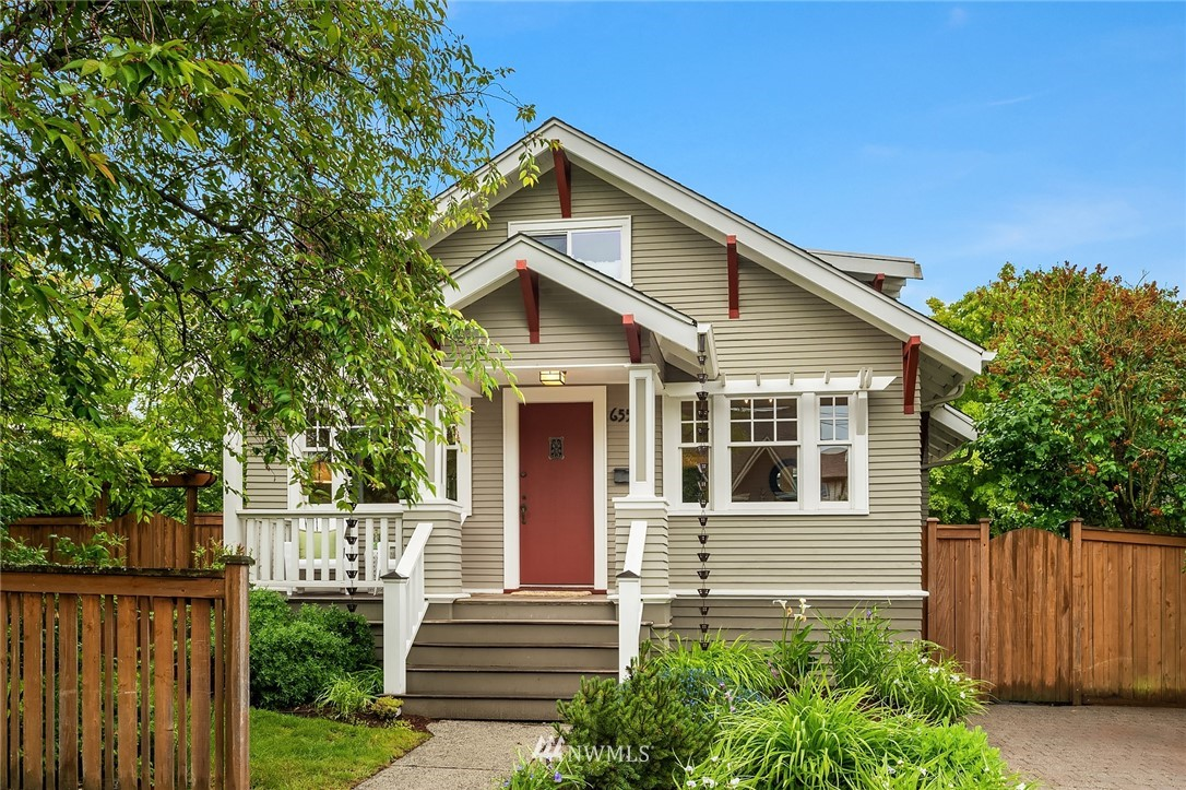 Sold Property   6556 Division Avenue NW Seattle, WA 98117 0