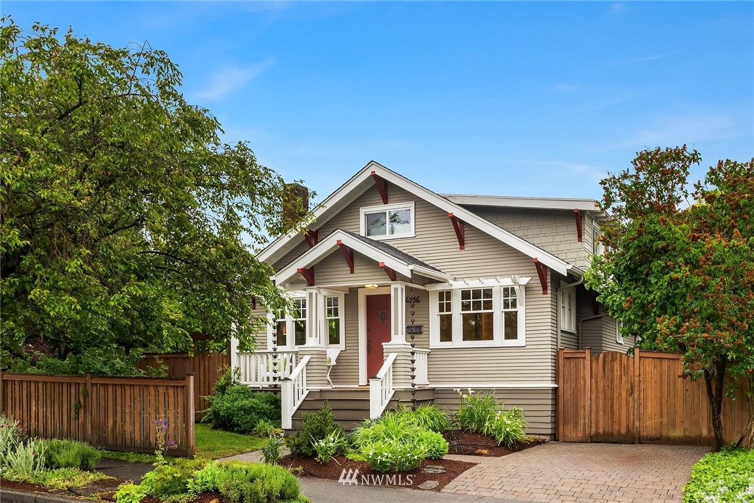 Sold Property   6556 Division Avenue NW Seattle, WA 98117 1