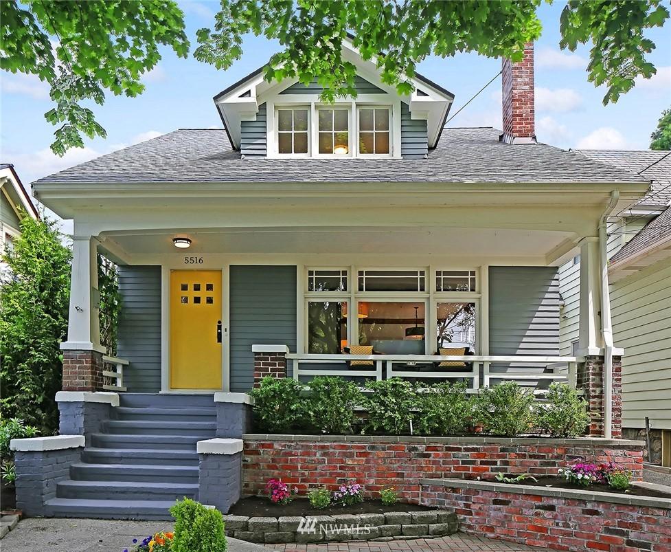 Sold Property   5516 Woodlawn Avenue N Seattle, WA 98103 0