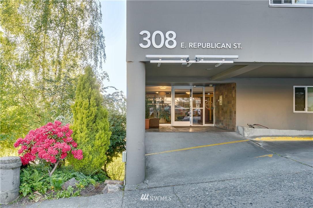 Sold Property | 308 E Republican Street #106 Seattle, WA 98102 25