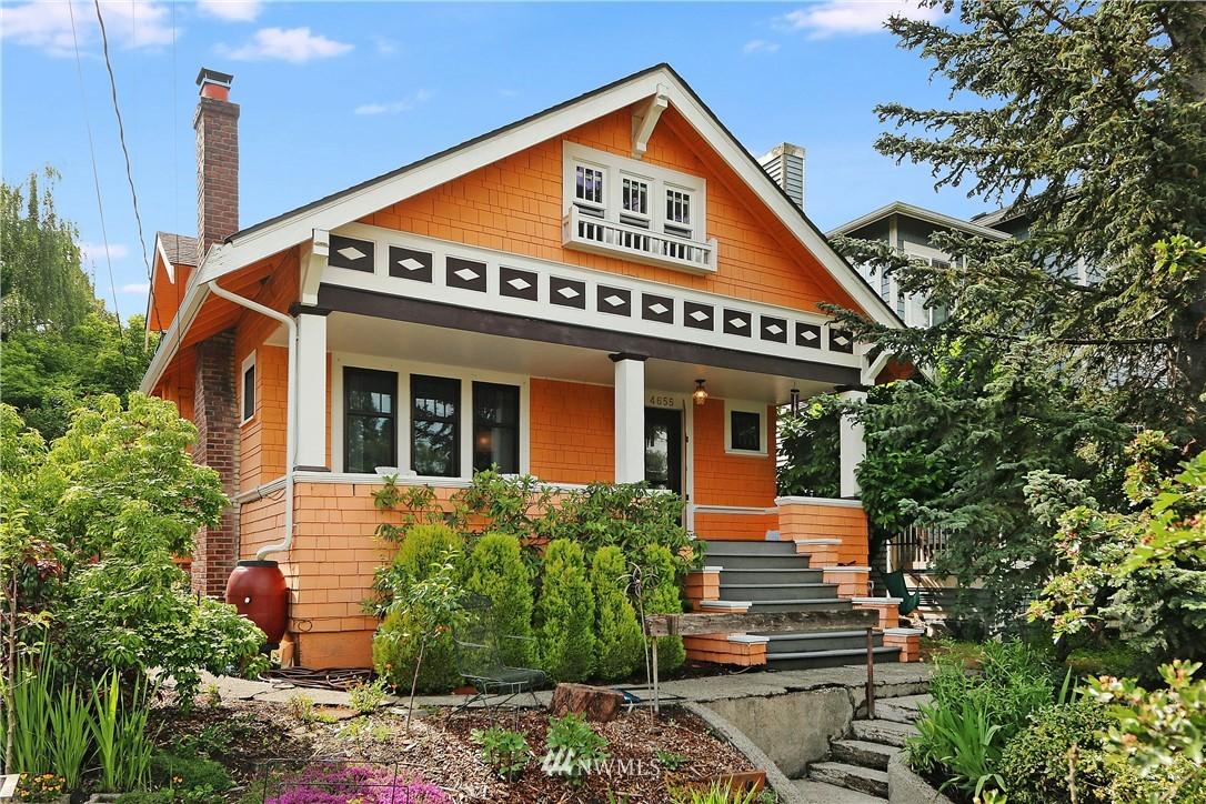 Sold Property   4655 Eastern Avenue N Seattle, WA 98103 0