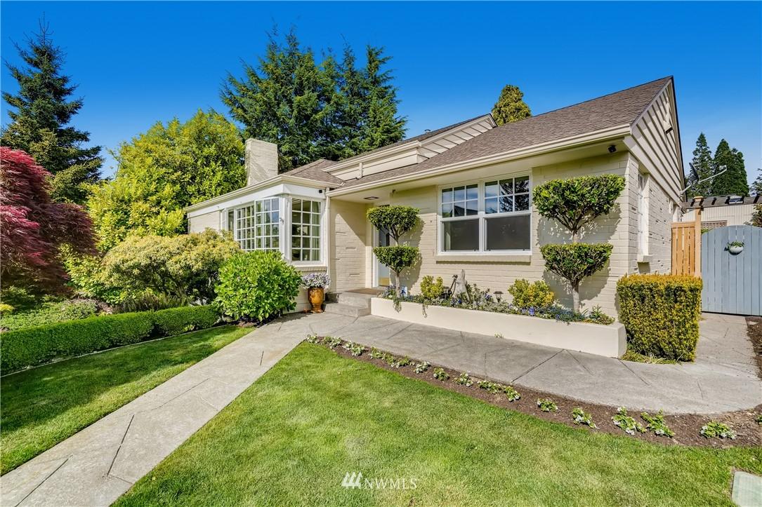 Sold Property   3022 42nd Avenue W Seattle, WA 98199 0