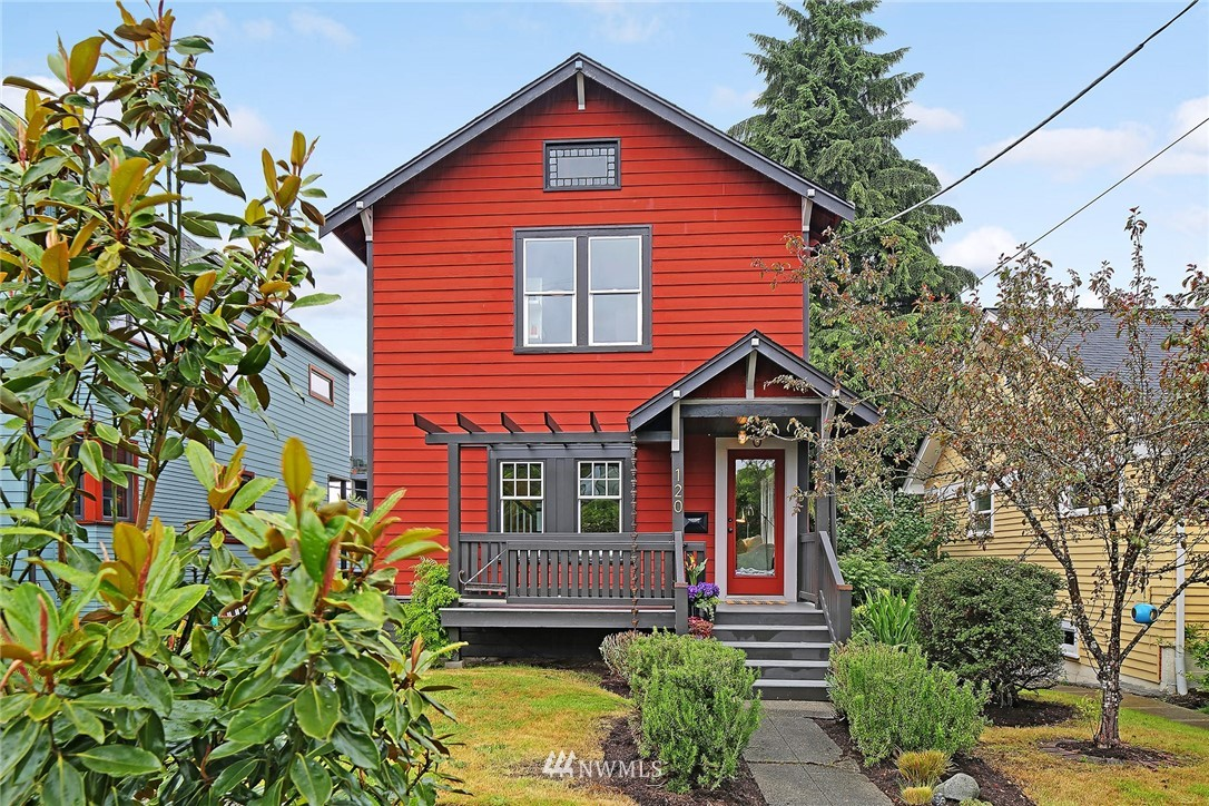 Sold Property   120 NW 84th Street Seattle, WA 98117 0