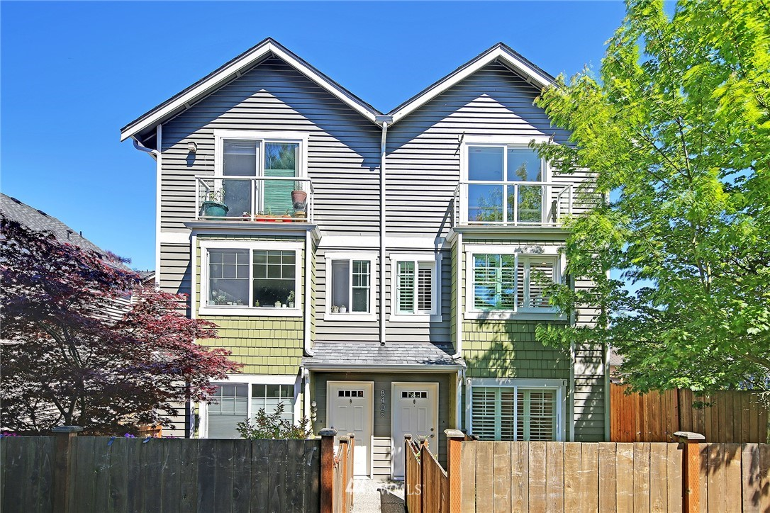 Sold Property   8405 8th Avenue NW #A Seattle, WA 98117 0
