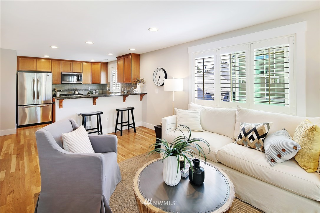 Sold Property   8405 8th Avenue NW #A Seattle, WA 98117 2