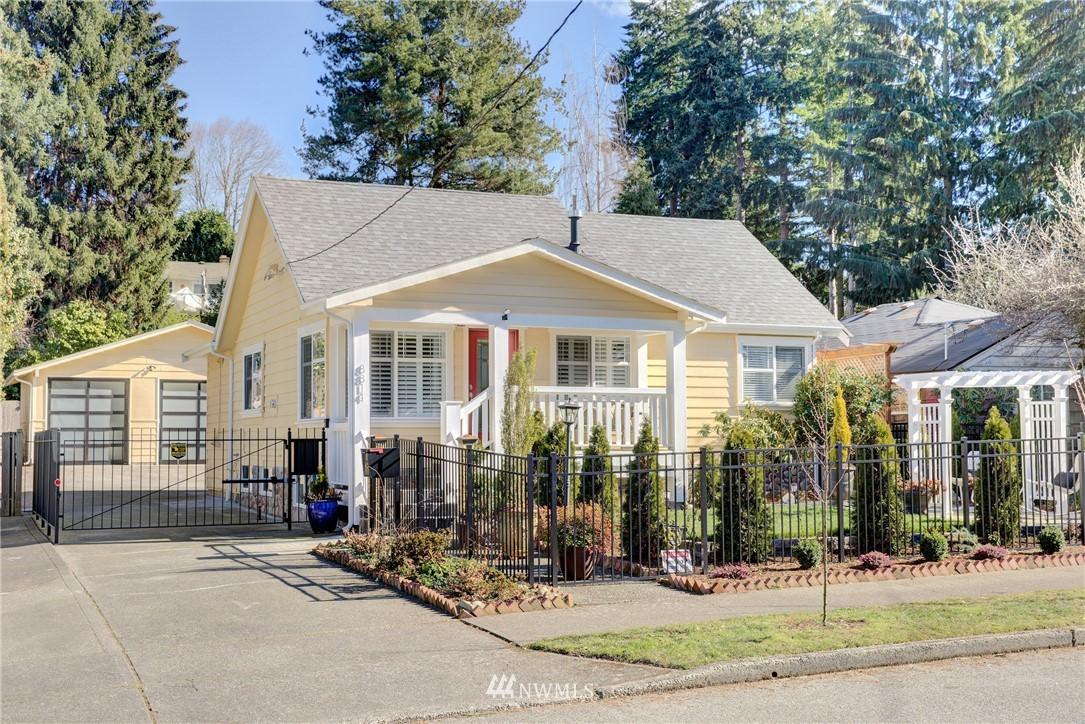Sold Property | 8814 Burke Avenue N Seattle, WA 98103 0