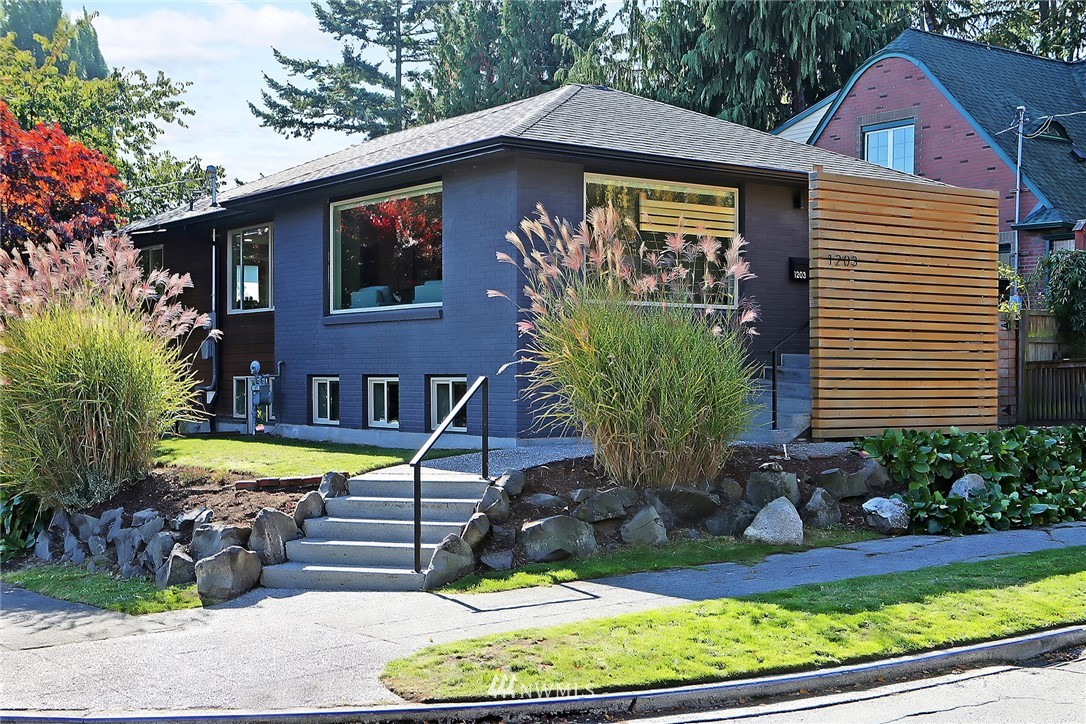 Sold Property   1203 NW 70th Street Seattle, WA 98117 0