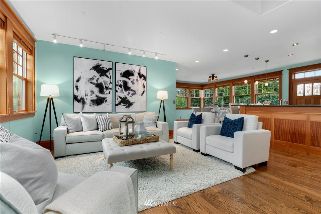 Sold Property   3244 64th Avenue SW Seattle, WA 98116 16