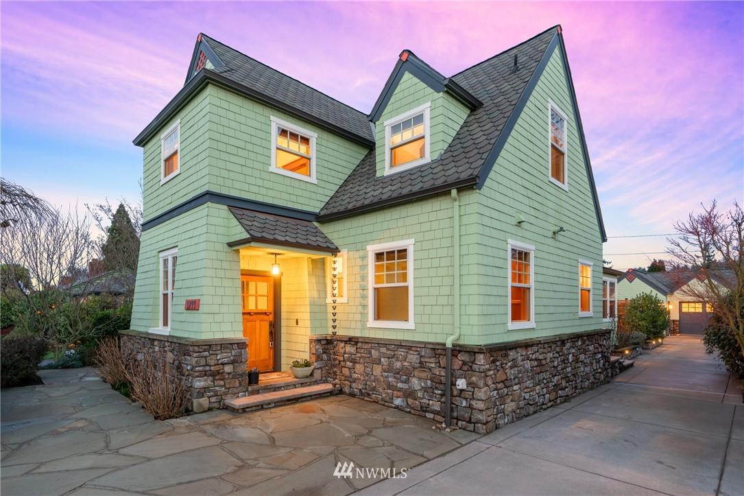 Sold Property   3244 64th Avenue SW Seattle, WA 98116 0